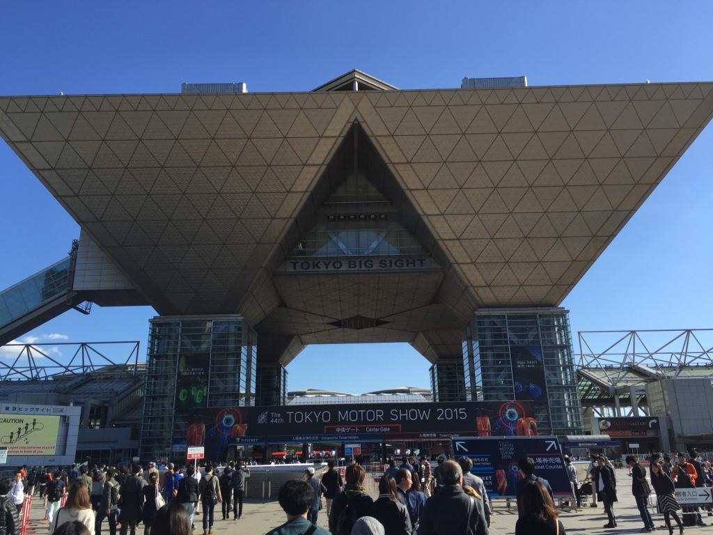無料素材集 2015東京モーターショー(その1)